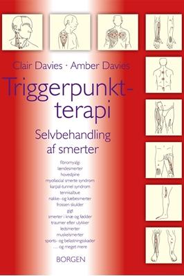 Triggerpunkt-terapi Amber Davies, Clair Davies 9788702189452