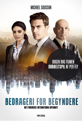 Bedrageri for begyndere Michael Soussan 9788771593310