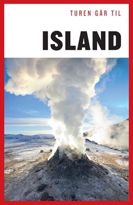 Turen går til Island  Kristian Torben Rasmussen 9788740034547