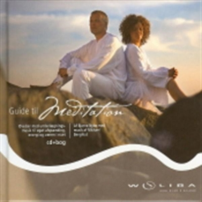 Guide til Meditation Bjarne Nybo 9788799107933