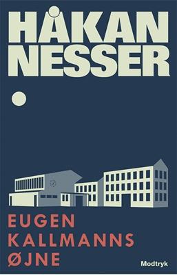 Eugen Kallmanns øjne Håkan Nesser 9788771469042