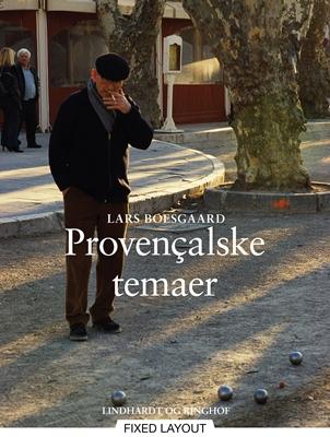 Provençalske temaer Lars Boesgaard 9788711355022