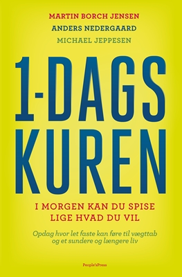 1-dagskuren Michael Jeppesen, Martin Borch Jensen, Anders Nedergaard 9788771377194