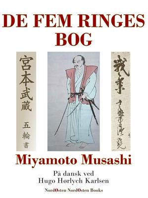 De fem ringes bog Miyamoto Musashi 9788791493447