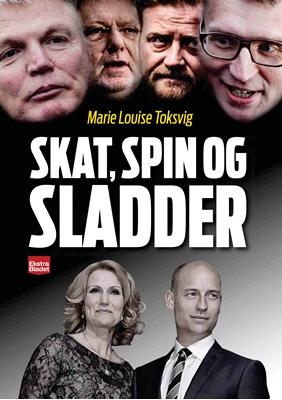 Skat, spin og sladder Marie Louise Toksvig 9788740021127