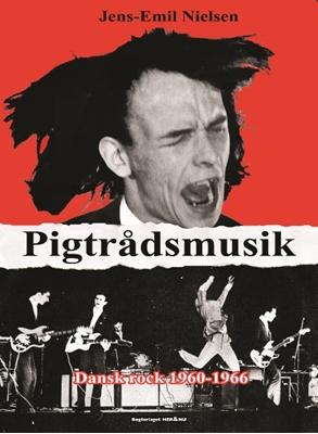 Pigtrådsmusik Jens-Emil Nielsen 9788793093904