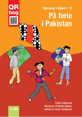 På ferie i Pakistan Esma Suleyman 9788792767851
