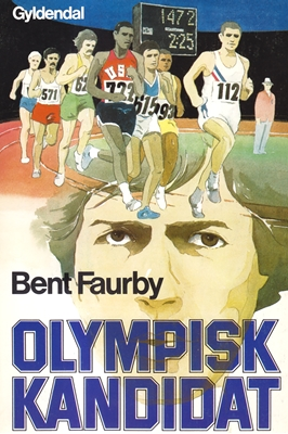 Olympisk kandidat Bent Faurby 9788702228229