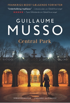 Central Park Guillaume Musso 9788711837696