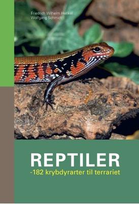 Reptiler Friedrich Wilhelm Henkel, Wolfgang Schmidt 9788778576774