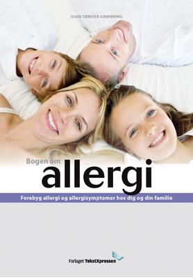 Bogen om allergi Joan Tønder Grønning 9788790614089
