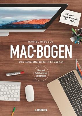 Mac-bogen – Den komplette guide til OS X El Capitan Daniel Riegels 9788778537508