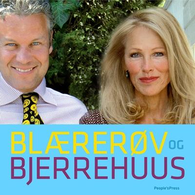Blærerøv og Bjerrehuus Mads Christensen, Suzanne Bjerrehuus, Karen Thisted 9788771371864