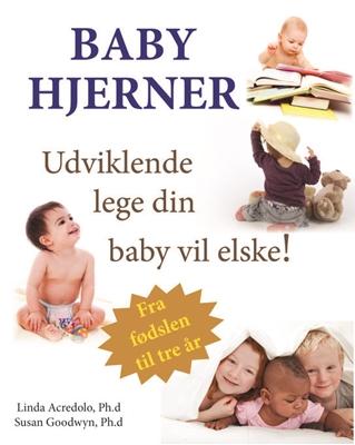 Baby Hjerner Linda Acredolo, Susan Goodwyn 9788740450460