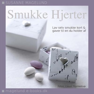 Smukke Hjerter Susanne Magelund 9788792931061