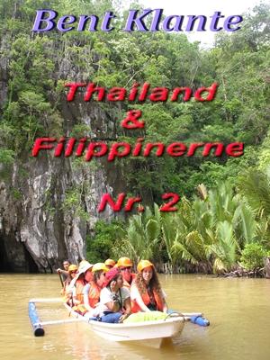 Thailand + Filippinerne 2 Bent Klante 9788740432671