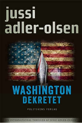 Washington Dekretet Jussi Adler-Olsen 9788756702232