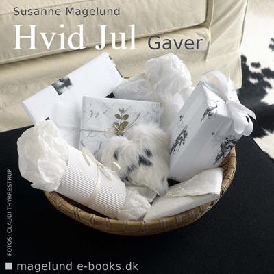 Hvid Jul - Gaver Susanne Magelund 9788792931023