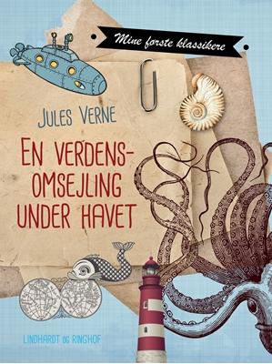 En verdensomsejling under havet Jules Verne 9788711349755