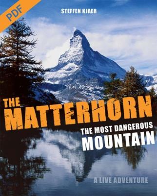 The Matterhorn Steffen Kjær 9788799411818