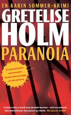 Paranoia Gretelise Holm 9788711436882