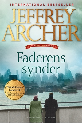 Faderens synder Jeffrey Archer 9788711769270