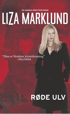 Røde Ulv Liza Marklund 9788763822886
