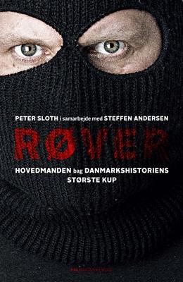 Røver Peter Sloth, steffen Andersen 9788740026900