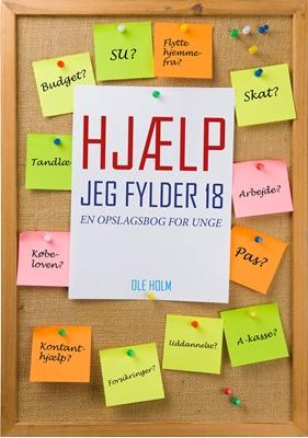 Hjælp jeg fylder 18 Ole Holm 9788799584239