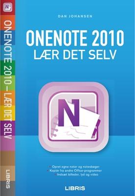 OneNote 2010 - lær det selv Dan Johansen 9788778531360