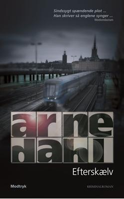 Efterskælv Arne Dahl 9788770536790