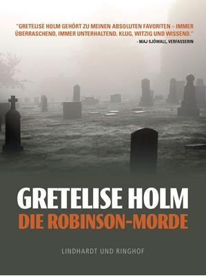 Die Robinson-Morde Gretelise Holm 9788711345382