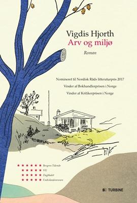 Arv og miljø Vigdis Hjorth 9788740616255