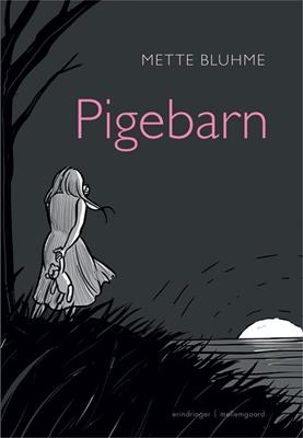 Pigebarn Mette Bluhme 9788771902020