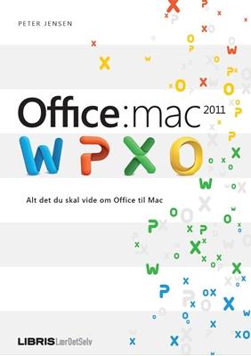 Office 2011 til Mac Peter Jensen 9788778531049