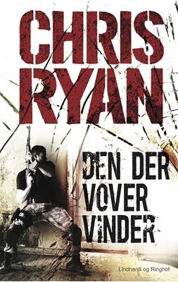 Den der vover vinder Chris Ryan 9788711415306