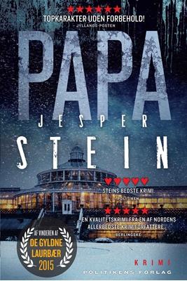 Papa Jesper Stein 9788740040012