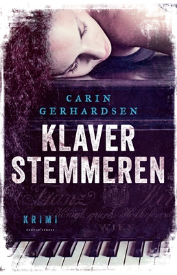 Klaverstemmeren Carin Gerhardsen 9788771590357