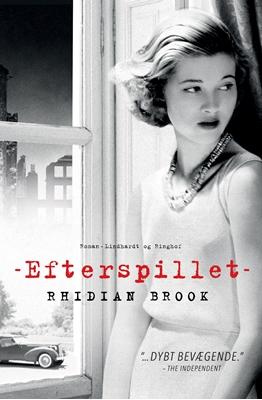 Efterspillet Rhidian Brook 9788711375846
