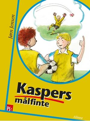 Kaspers målfinte Jørn Jensen 9788711773932