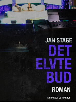 Det elvte bud Jan Stage 9788711463475