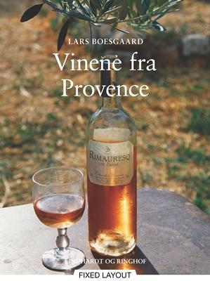 Vinene fra Provence Lars Boesgaard 9788711355015