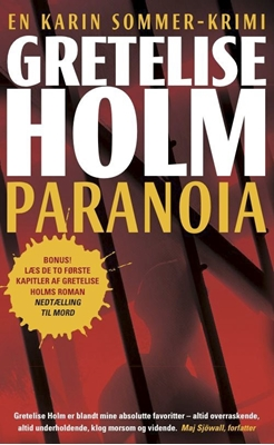 Paranoia Gretelise Holm 9788711386057