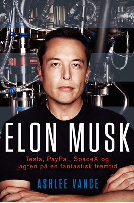 Elon Musk Ashlee Vance 9788778536730