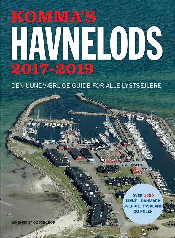 Kommas havnelods 2017-2019 (9788711683941)