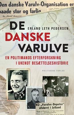 De danske varulve Erland Leth Pedersen 9788740024609