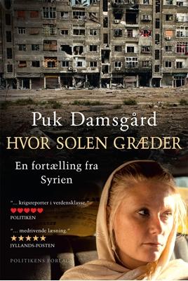 Hvor solen græder Puk Damsgård 9788740017182