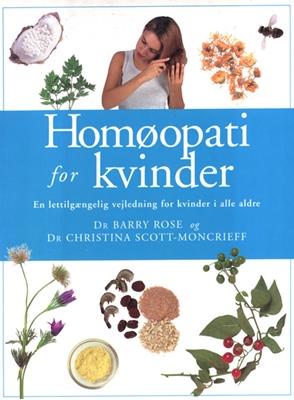 Homøopati for kvinder Barry Rose 9788778578730