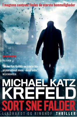 Sort sne falder Michael Katz Krefeld 9788711380802