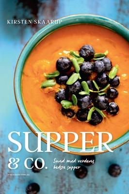 Supper & co. Kirsten Skaarup 9788740038392